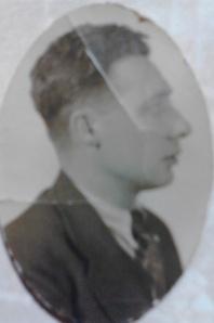 Juan Sánchez Pozo, de joven. (Cortesía de su nieto, Juan Carlos Sánchez)